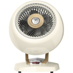 Electric Fan Heaters 2001 Ford Ranger Stereo Wiring Diagram Vornado Vheat Whole Room Vintage Heater White Eh1 0121 75 Best Buy Front Zoom
