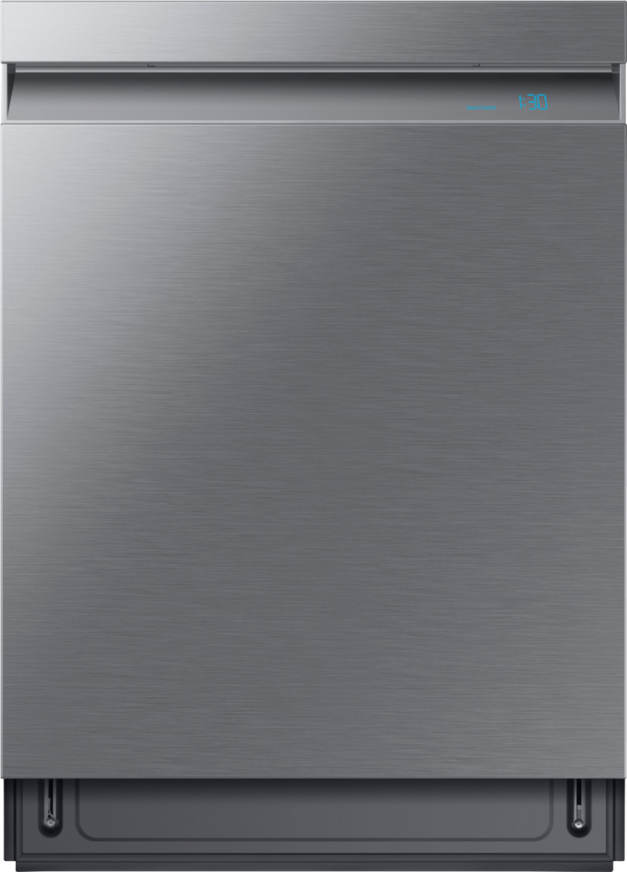 Samsung Dishwasher Kick Plate : samsung, dishwasher, plate, Samsung, Linear, Control, Built-In, Dishwasher, AutoRelease, Fingerprint, Resistant, Stainless, Steel, DW80R9950US