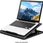 Lapgear Commuter Padded Lap Desk For 15 6 Laptop Or Tablet Black 49108 Best Buy