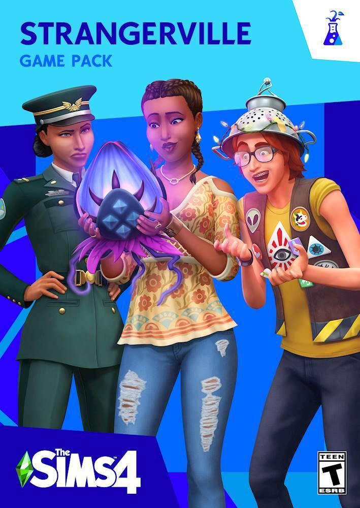 The Sims 4 StrangerVille MacWindows Digital DIGITAL