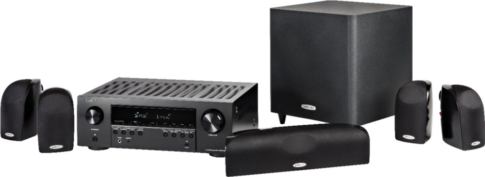 medium resolution of polk audio blackstone tl1600 and denon avr s540bt home theater package 5 1 ch home theater speaker system black tl1600 avrs540bt system best buy
