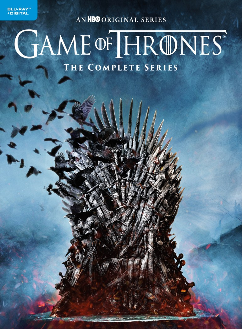 Game of Thrones: The Complete Series [Includes Digital Copy] [Blu-ray]