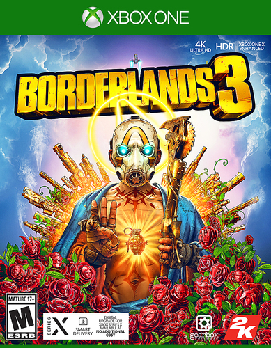 Borderlands 3 Standard Edition - Xbox One, Xbox Series X