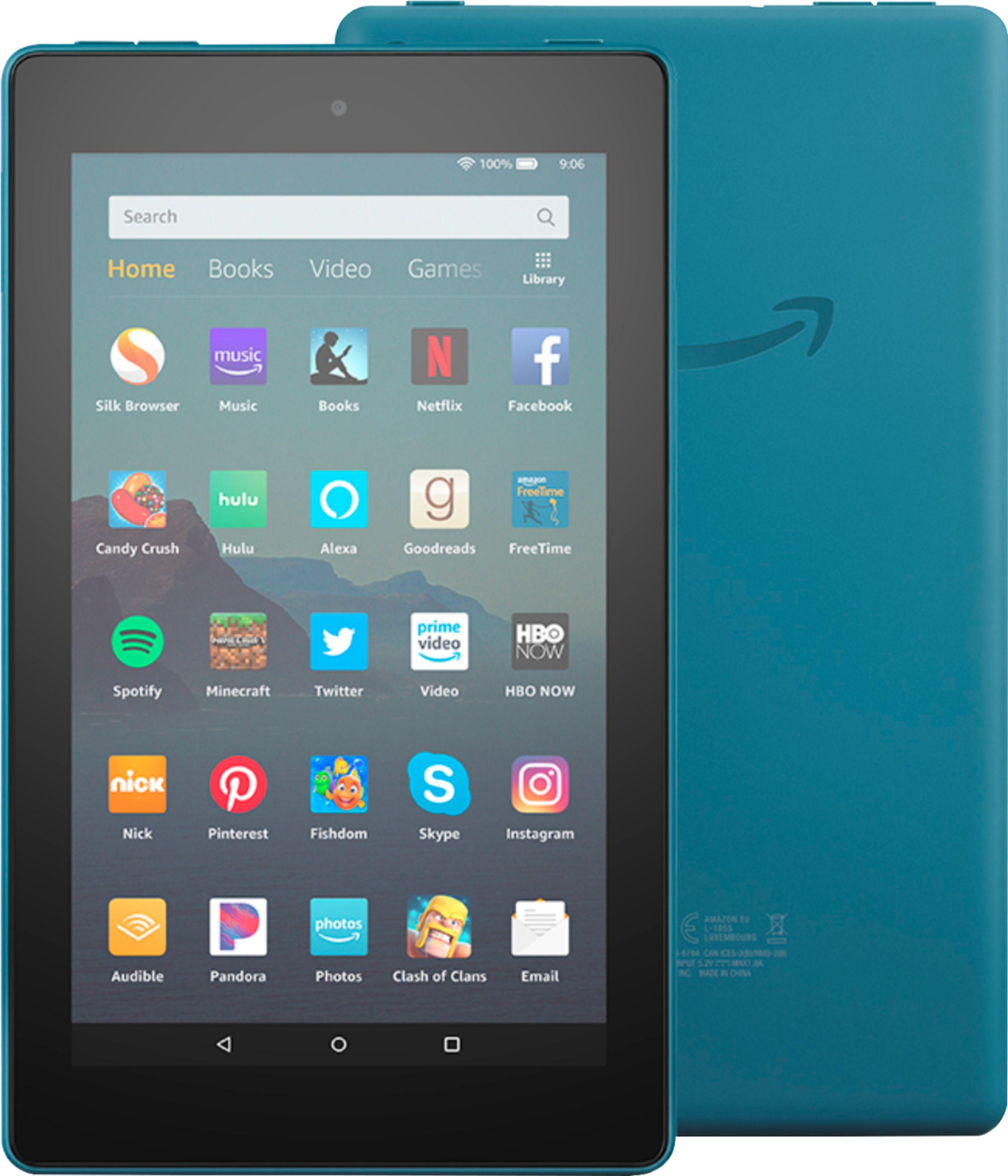 Amazon Fire 7 2019 release 7