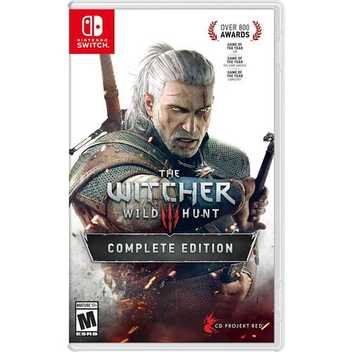 The Witcher 3: Wild Hunt Complete Edition - Nintendo Switch