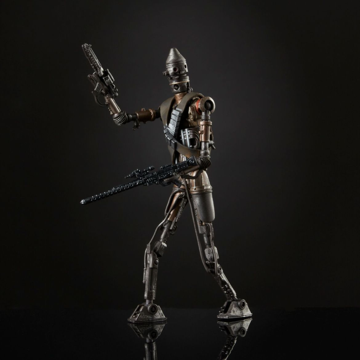 Image result for The Mandalorian Best Buy Exclusive IG-11 From The Star Wars Black Series