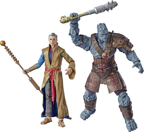 Marvel - Legends Series Grandmaster and Korg (2-Pack) - Multi