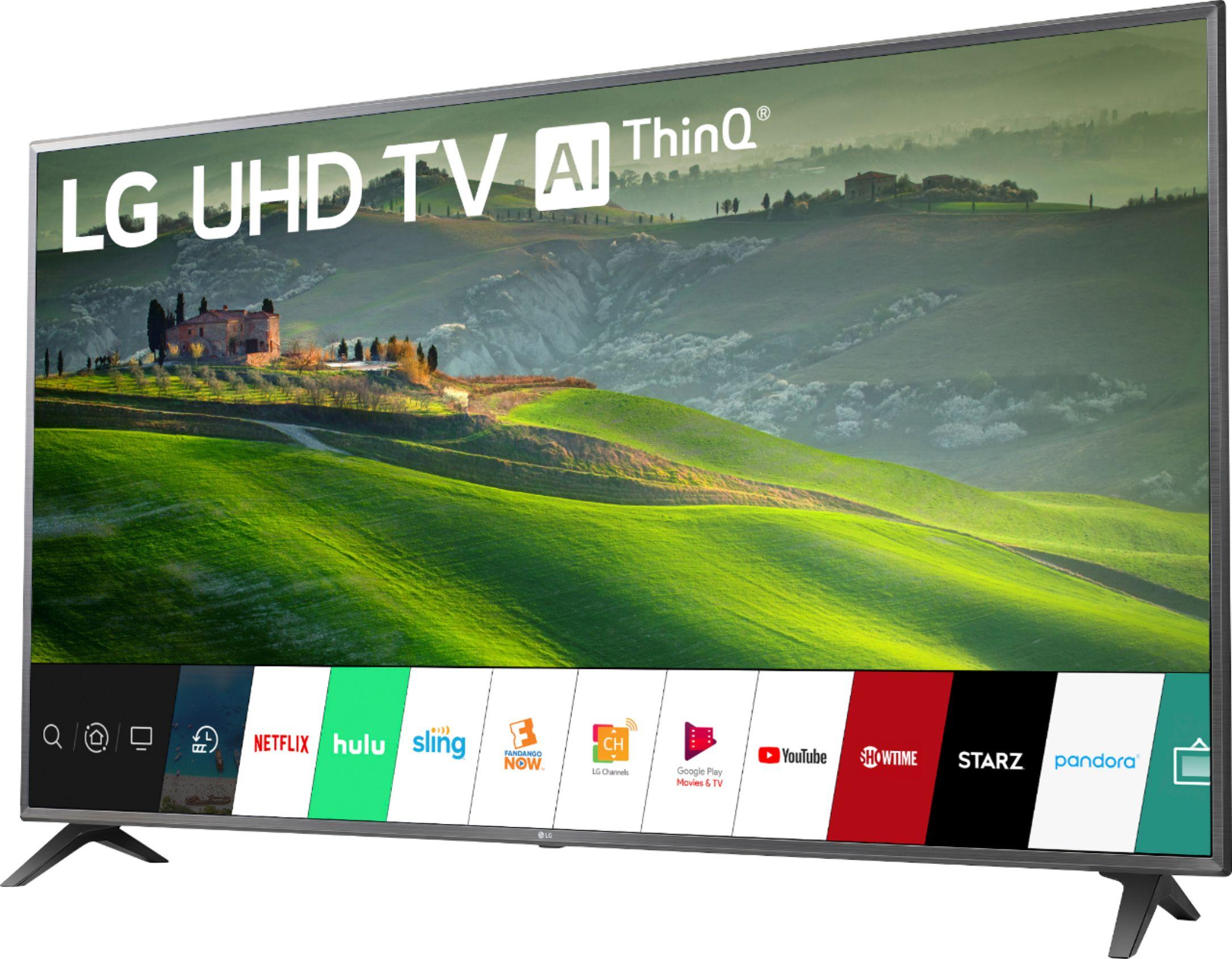 lg 70 class led um6970pua series led 4k uhd smart webos tv