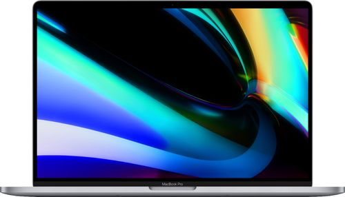 """Apple - MacBook Pro - 16"""" Display with Touch Bar - Intel Core i9 - 16GB Memory - AMD Radeon Pro 5500M - 1TB SSD (Latest Model) - Space Gray"""