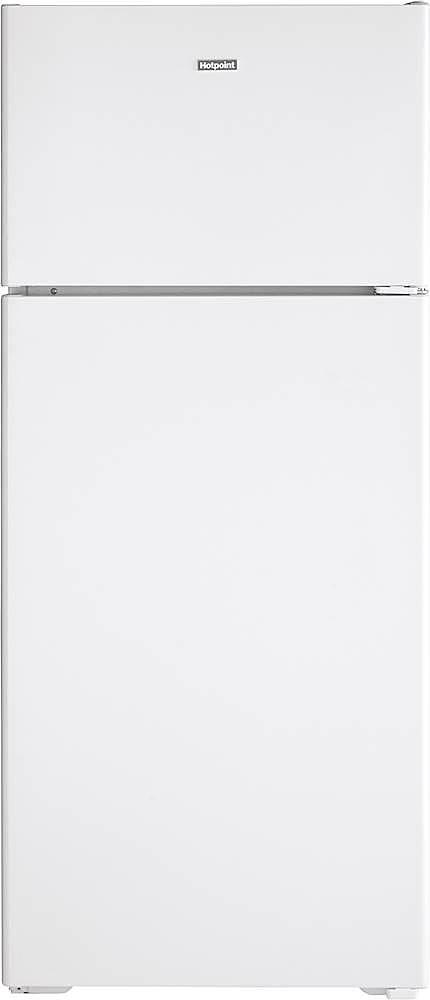 Hotpoint 17.5 Cu. Ft. Top-Freezer Refrigerator White
