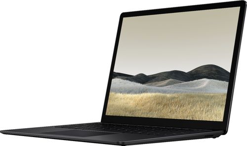 """Microsoft - Surface Laptop 3 - 13.5"""" Touch-Screen - Intel Core i7 - 16GB Memory - 1TB Solid State Drive - Matte Black"""