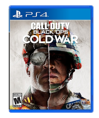 Call of Duty: Black Ops Cold War Standard Edition - PlayStation 4, PlayStation 5