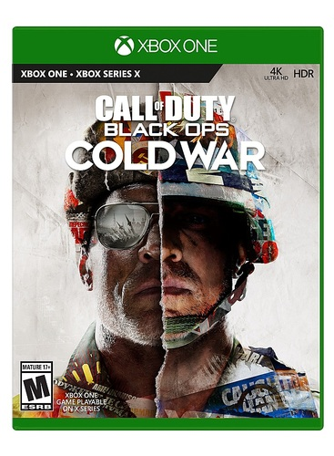 Call of Duty: Black Ops Cold War Standard Edition - Xbox One