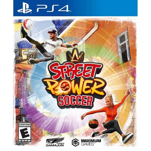 Street Power Soccer - PlayStation 4, PlayStation 5