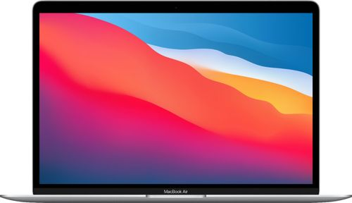 "MacBook Air 13.3"" Laptop - Apple M1 chip - 8GB Memory - 512GB SSD (Latest Model) - Silver"