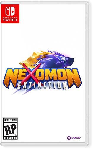 Nexomon: Extinction - Nintendo Switch
