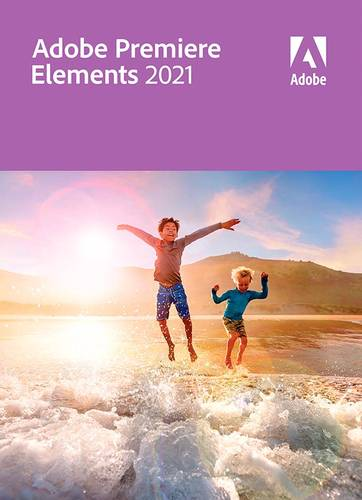 Adobe - Premiere Elements 2021