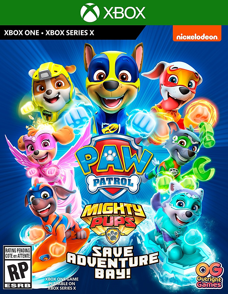 Who Is The New Paw Patrol Pup : patrol, Patrol, Mighty, Adventure