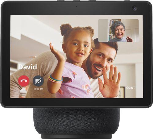 Amazon Echo Show 10 3rd Gen Hd Smart Display With Motion And Alexa Charcoal Big Apple Buddy
