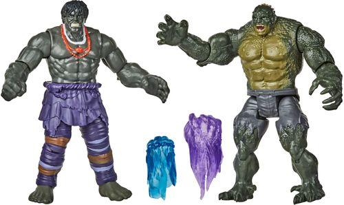 Hasbro Marvel Gamerverse Hulk vs. Abomination