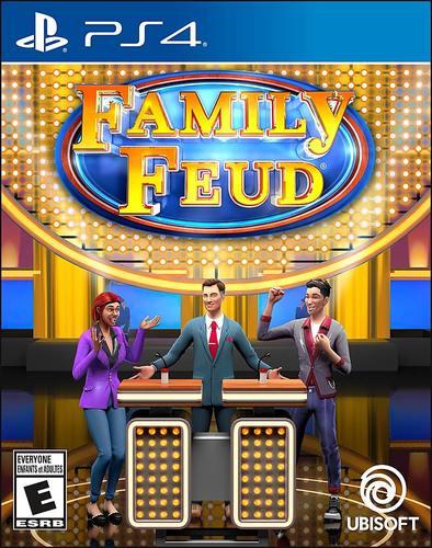 Family Feud - PlayStation 4, PlayStation 5