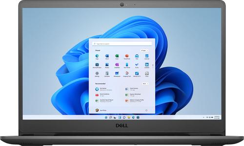 "Dell - Inspiron 15.6"" FHD Touch Laptop -AMD Ryzen 5 - 8GB RAM - 256 GB SSD - Black"