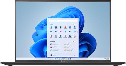 "LG - gram 16"" WQXGA Laptop – Intel Evo Platform Core i7 – 16GB RAM – 1TB NVMe Solid State Drive - Black"