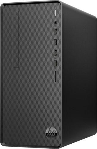 HP - Desktop - AMD Ryzen 3 - 8GB Memory - 256 SSD - Jet Black