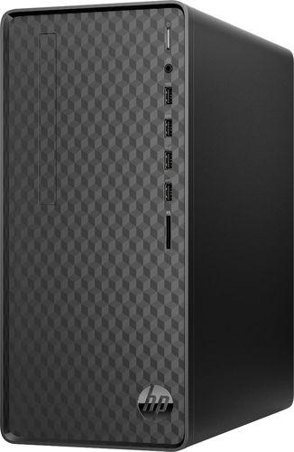 HP - Desktop - AMD Ryzen 5 - 12GB - 1TB SSD - Jet Black