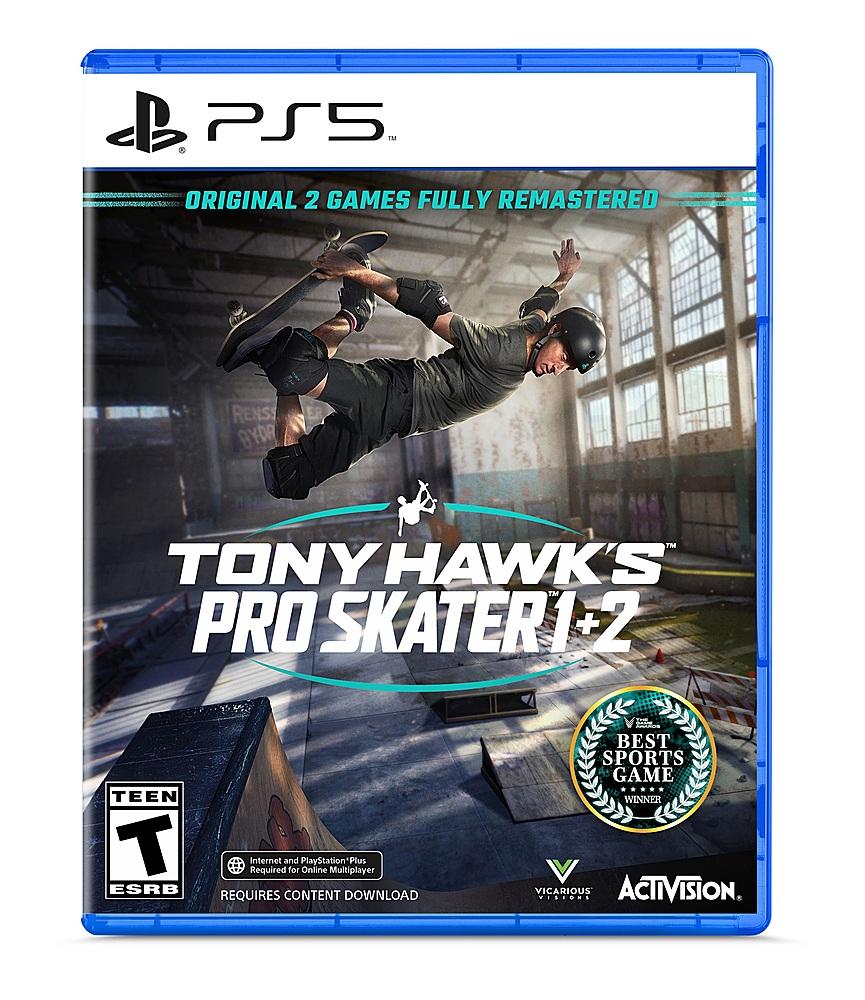 TONY HAWK PRO SKATER 1+2 - PlayStation 5
