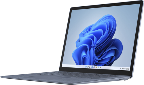 """Microsoft - Surface Laptop 4 - 13.5"""" Touch-Screen – Intel Core i7 - 16GB Memory - 512GB Solid State Drive (Latest Model) - Ice Blue"""