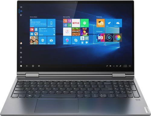 "Lenovo Yoga C740 2-in-1 15.6"" Touch Screen Laptop - Intel Core i5 - 8GB Memory - 512GB SSD + 32GB Optane H10 - Iron Grey"