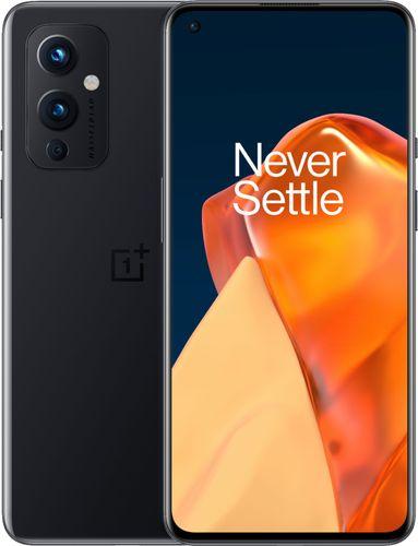 OnePlus - 9 5G 128GB (Unlocked) - Astral Black