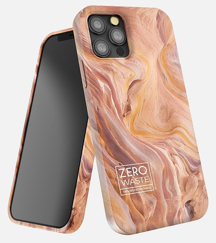 Eco Fashion By Wilma Apple iPhone 12 / 12 Pro Case - Canyon