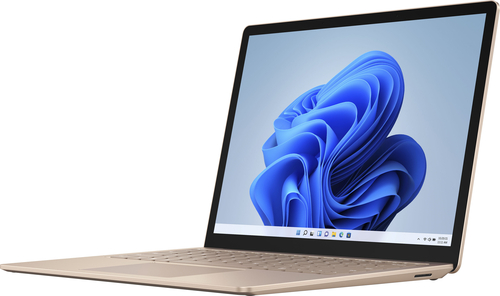 """Microsoft - Surface Laptop 4 - 13.5"""" Touch-Screen – Intel Core i5 - 16GB Memory - 512GB Solid State Drive (Latest Model) - Sandstone"""