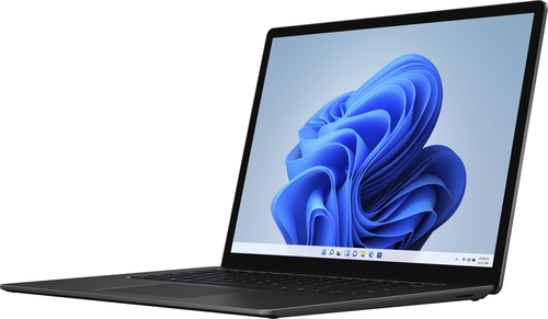 """Microsoft - Surface Laptop 4 - 13.5"""" Touch-Screen – Intel Core i5 - 16GB Memory - 512GB Solid State Drive (Latest Model) - Black Metal"""