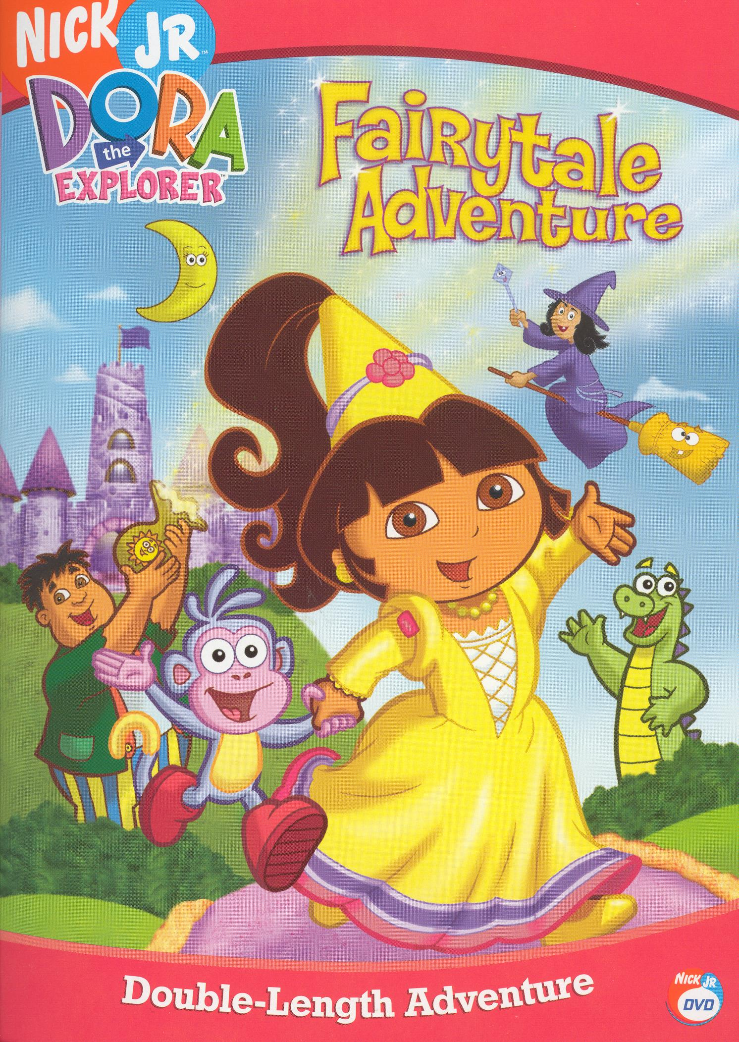 Best Buy Dora The Explorer Fairytale Adventure Dvd