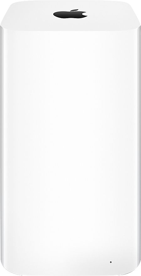 Best Buy: Apple AirPort Extreme Base Station White ME918LL/A