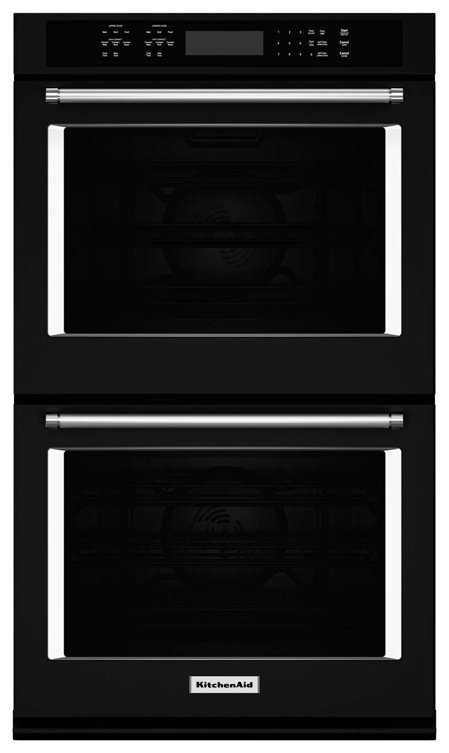 Kitchenaid 30quot Built In Double Electric Convection Wall