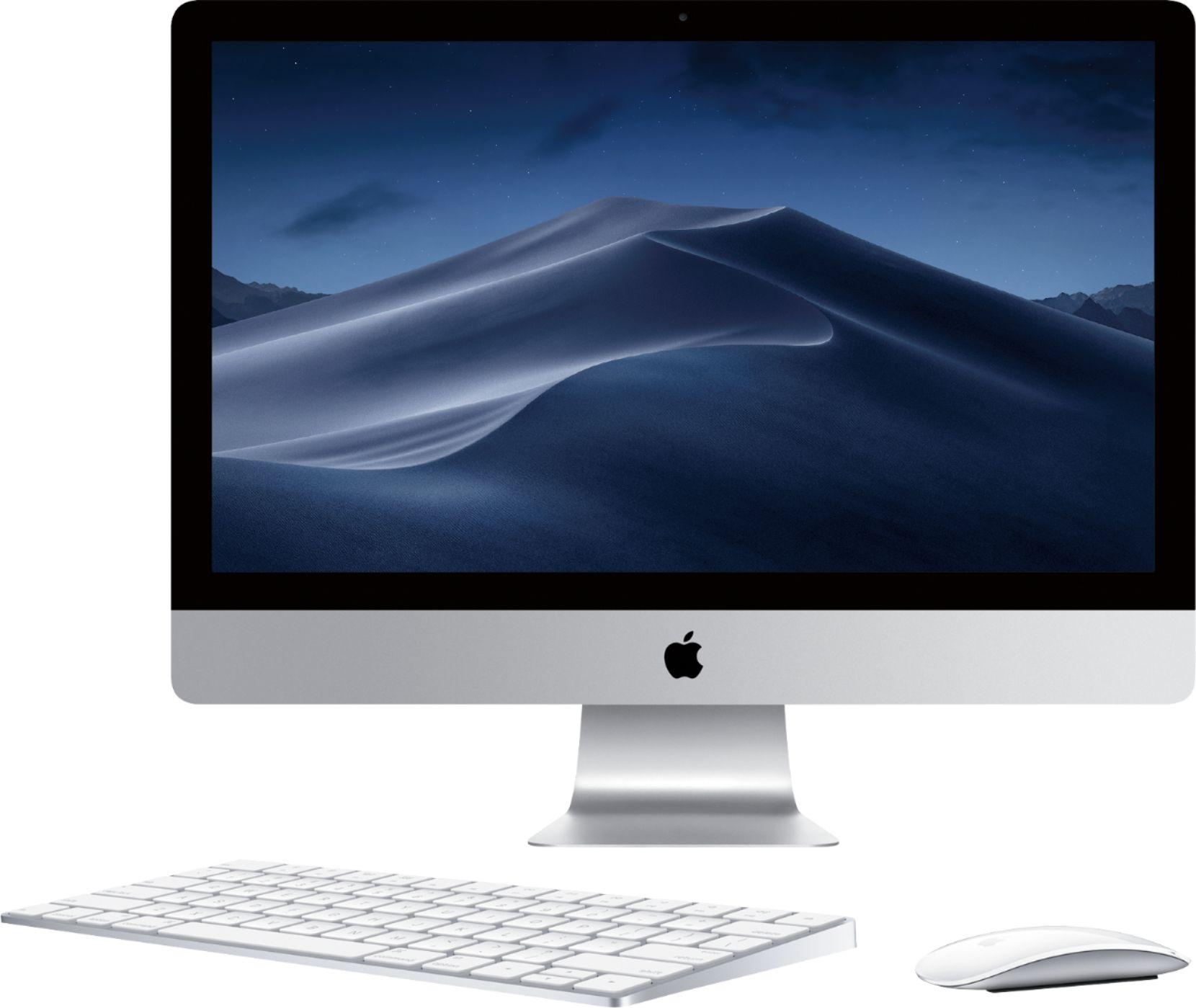 "Apple 27"" iMac with Retina 5K display - Intel Core i5 (3.2GHz) - 8GB ..."