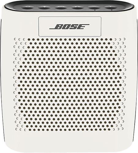 Best Buy: Bose® SoundLink® Color Bluetooth Speaker White