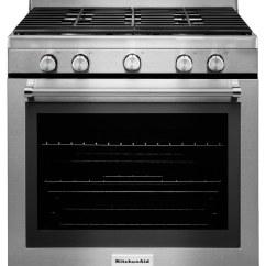 Kitchen Aid Toaster Oven Stone Backsplash Best Buy: Kitchenaid 5.8 Cu. Ft. Selfcleaning Freestanding ...
