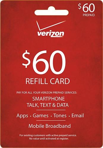 Verizon prepaid card on Shoppinder