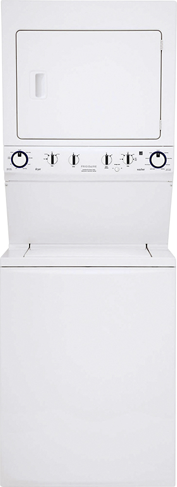 Best Buy: Frigidaire 3.3 Cu. Ft. 9-Cycle Washer and 5.5 Cu