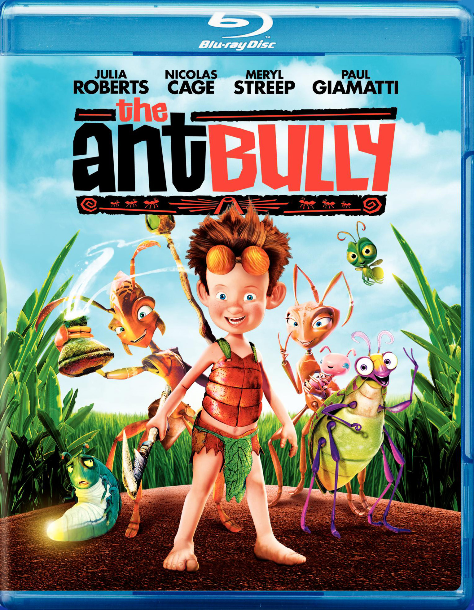 Best Buy The Ant Bully Blu Ray