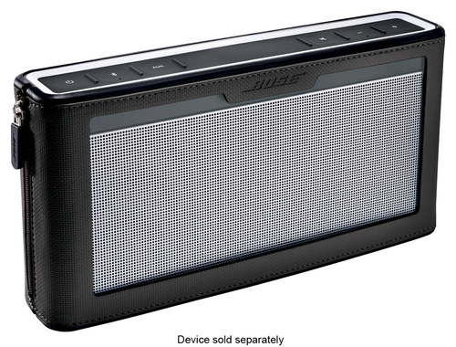 Bose Soundlink Iii Cover Black Bt