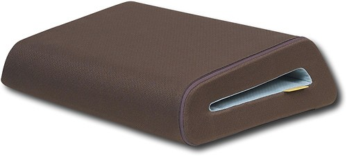belkin cushtop lap cushion for laptops up to 17 chocolate