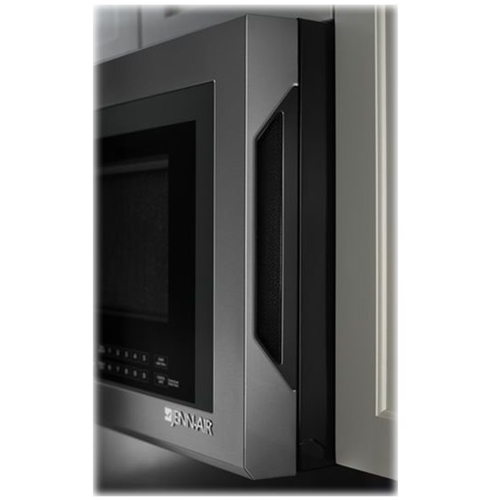 jennair 1 9 cu ft convection over the range microwave with sensor cooking stainless steel