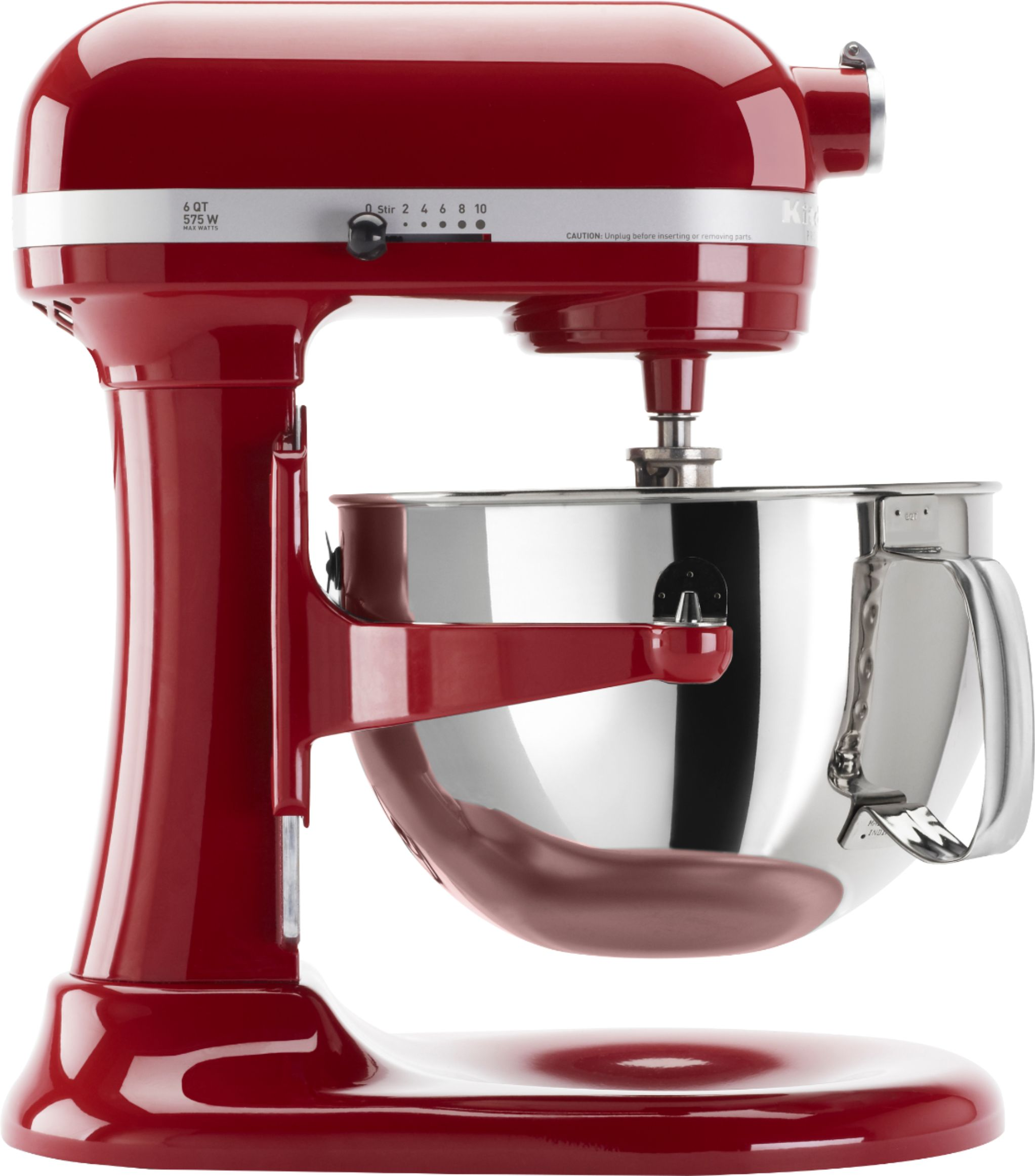 kitchen aid pro bookcase kitchenaid kp26m1xer professional 600 series stand mixer red empire angle zoom