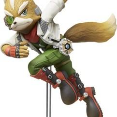 Microwave Kitchen Cart Ikea Faucet Best Buy: Nintendo Amiibo Figure (fox) 12345
